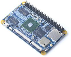 Core4418 - niskoprofilowa płytka prototypowa z Samsung S5P4418