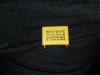 Lodówka Whirlpool ARC 6676/IX , panel sterujący