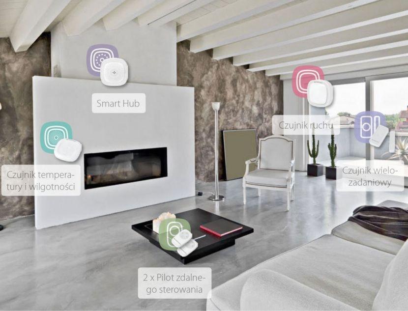 Inteligentny dom z łatwym montażem i na każdą kieszeń!