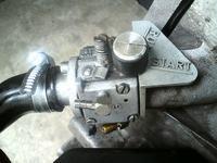 BOMAG BT 64, gaźnik bing 48 - nie odpala brak jakiejkolwiek reakcji
