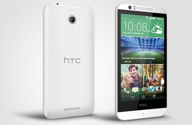 HTC Desire 510 - pierwszy telefon kom�rkowy z 64-bitowym procesorem i Android