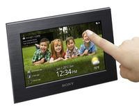 Cyfrowe ramki na zdjęcia Sony S-Frame DPF-W700 i DPF-WA700 WiFi