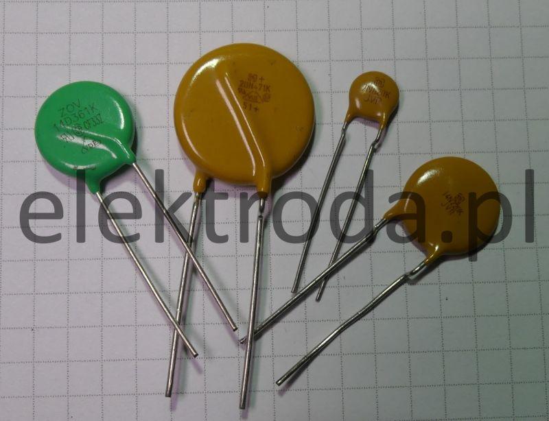 Zabezpieczenia przeciwprzepięciowe stosowane w urządzeniach elektronicznych
