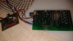 NiXie Clock - Z573M - ATmega 8