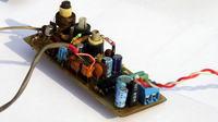 Radioodbiornik z przemianą częstotliwości