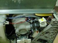Zmywarka Electrolux EDW503 - nie pobiera wody, wczesniej nie grzała
