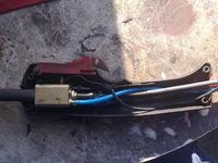 Migomat Mig 165/3 schemat elektryczny pistoletu?