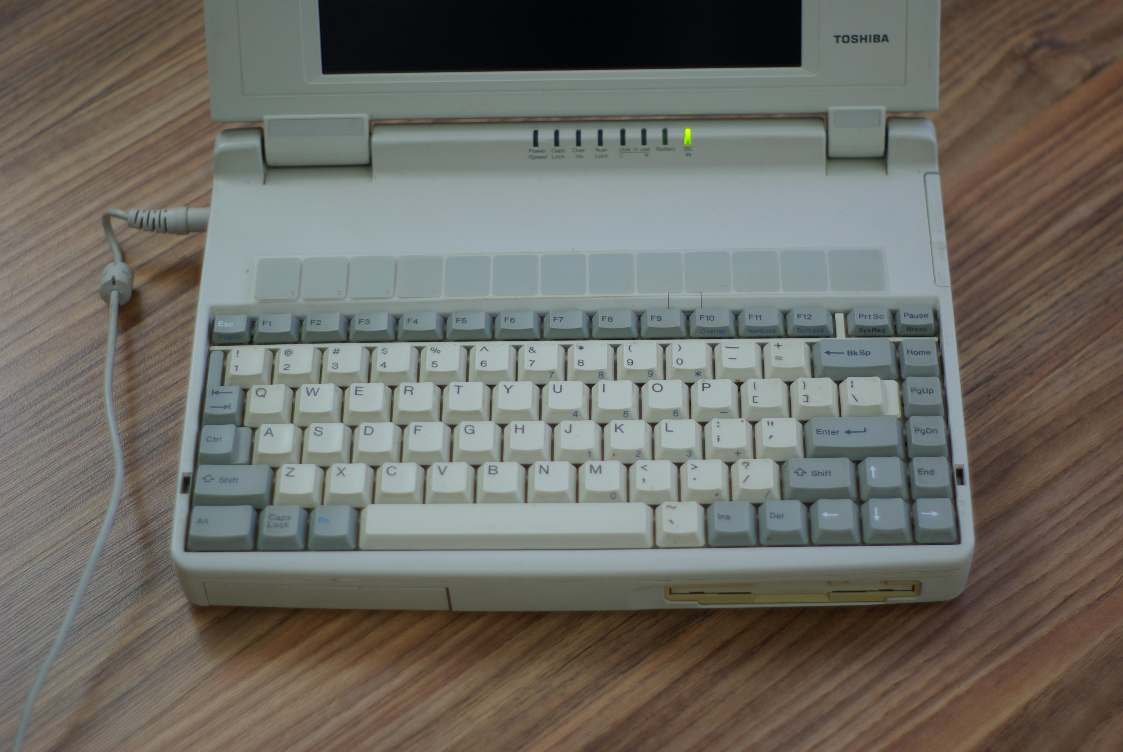 Laptop z 1994 roku potrzebny na cito!