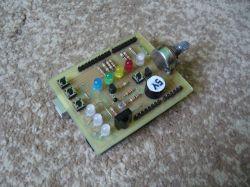Nakładka do programowania na Arduino UNO