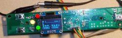 Zaawansowana 50MHz sonda logiczna z pomiarem częstotliwości, czasu i oscyloskop