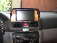 Kamera cofania, moduł monitorowy