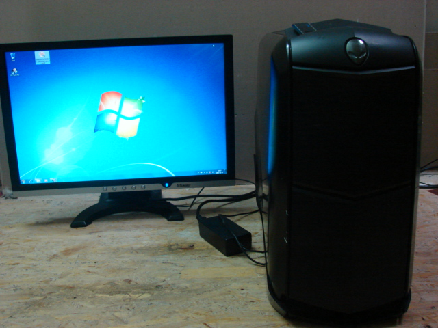 [Sprzedam] Komputer Dell Alienware Aurora3451  Intel i7, 8GB Ram, 1TB dla graczy