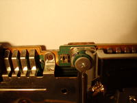 PS2 Slim 77004 - Element na płycie głównej