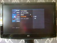TV LG 42LF75 - Brak wyj.cyfr.audio - brak dostępu.