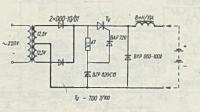 Transformator z prostownika, budowa od początku