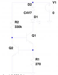 Detekcja napięcia AC,DC rozwiązanie aplikacji.