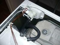 Pralka Bosch WFC2067 nie startuje / nie pobiera wody