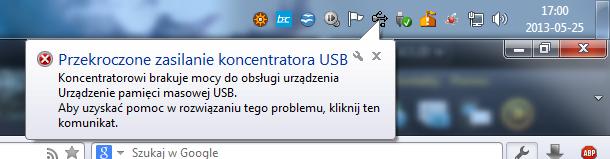Płyta Foxcon P35A-S - USB nie wykrywa sprzętu