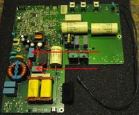 Płyta indukcyjna Mastercook ID622S - nie działa