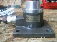 Sprężarka śrubowa na bazie zbiornika hydroforu