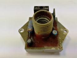 Oprawa żarówki 001.LAMP do sygnalizatora bramy automatycznej