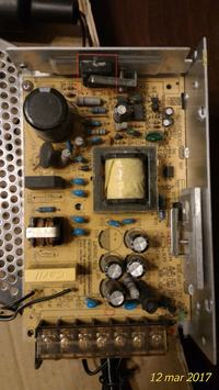 zasilacz 12V wyrzuca bezpiecznik w skrzynce elektrycznej