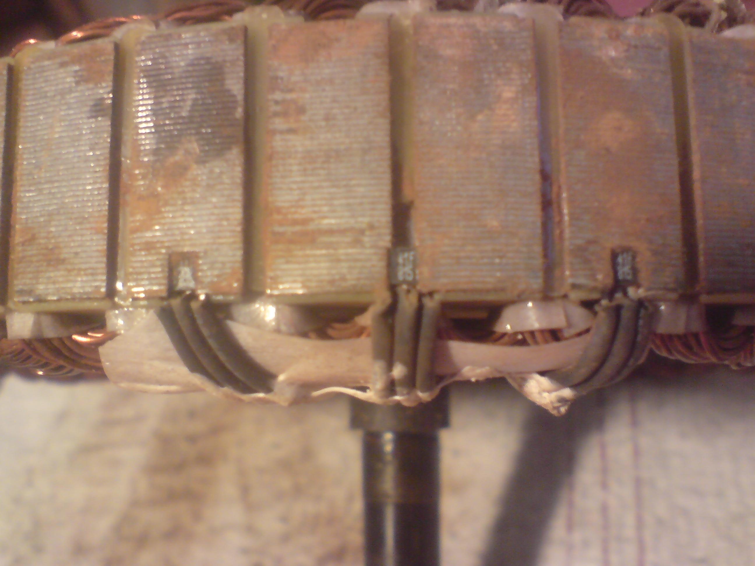 Sterowanie silnikiem BLDC jak PMSM metoda pelnowektorowa?