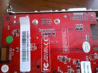 GeForce 8600GT - uszkodzona karta