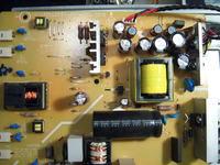 Monitor BENQ E2220HD brak napi�cia STND-BY 5V