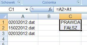 VBA Excel - import wybranych plik�w *.dat do excela