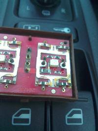 Golf V - Poszukuje oznaczenia diody