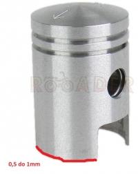 Simson skuter SR50/60 - (po wymianie cylindra kosza b.słaby)