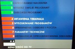 Pace HDS 7241 (nc+) - No channels after factory reset despite proper signal