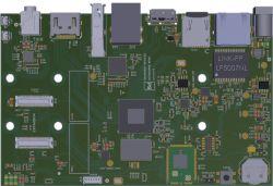 Nitrogen8M - jednopłytkowy komputer z i.MX8 Quad