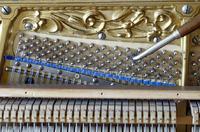 Pianino - samodzielna renowacja