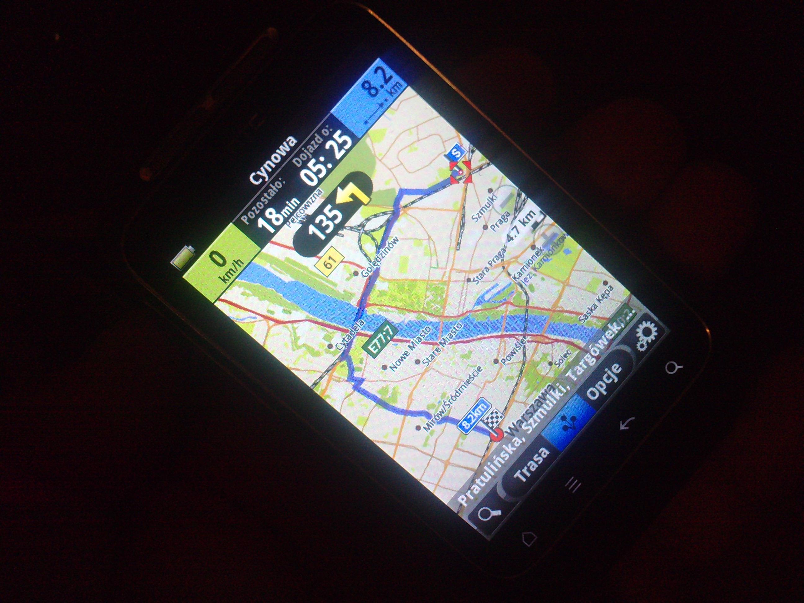 HTC Wildfire S czy inny telefon z nawigacj� pod AutoMap�??