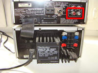 Technics HD505 - podłączenie z komputerem