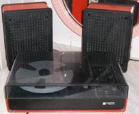 Gramofon Unitra fonica wg 417 stereo lux - kilka drobny modyfikacji.