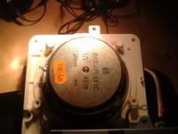 Panasonic - Brak możlliwości dobrana zawieszenia gąbkowego głośnika