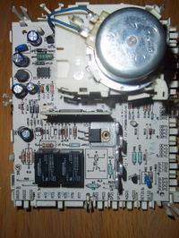 Whirlpool AWM8085 - Kod błędu FA