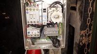 Silnik trójfazowy - Podłączenie zabezpieczeń, wyłączników silnika.