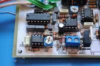 Impulsowy wykrywacz metali AVT5196 - zbyt duzy pobór prądu, grzejący się BD911
