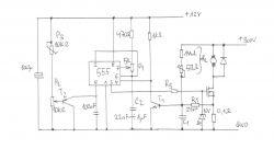 Regulacja silnika prądu stałego DC NE555