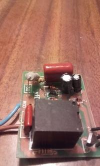 Naświetlacz LED z czujką ruchu i zmierzchu przestał działać.