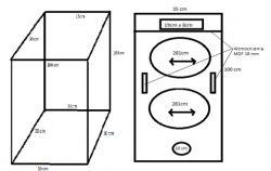 Zwrotnica głośnikowa do kolumny (STX)
