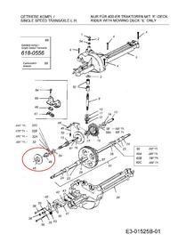 Traktorek MTD 192/92 Most oraz regulacja biegów