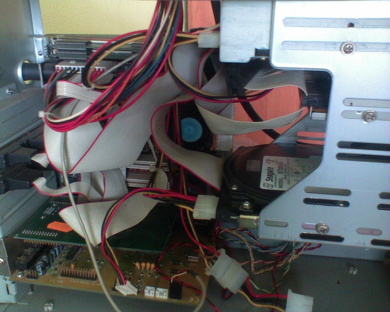 [Inne] Pro�ba o wycen� Zabytkowego Komputera AT Am5x86-P75-S Socket 3.