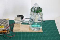 Miniklimatyzator na ogniwie Peltiera