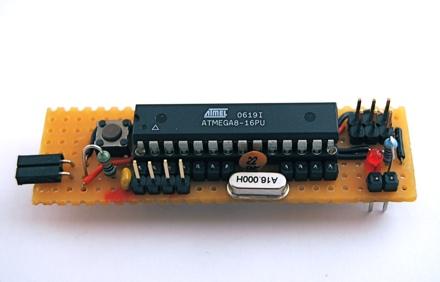 Klon Arduino dla p�ytki stykowej.