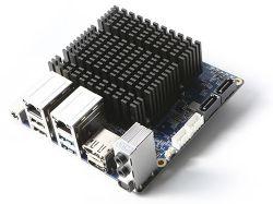 ODROID-H2+ - jednopłytkowy komputer z Celeron J4115 i 2.5GbE